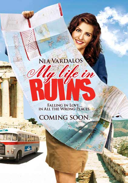 My Life in Ruins (2009) - Movie Poster