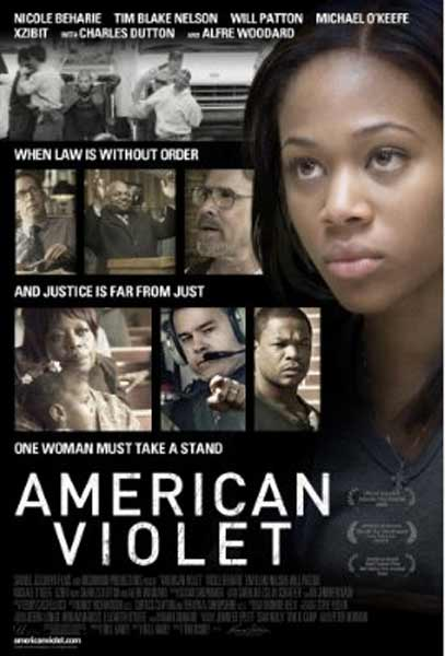 American Violet (2008) - Movie Poster
