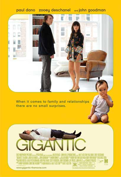 Gigantic (2008) - Movie Poster