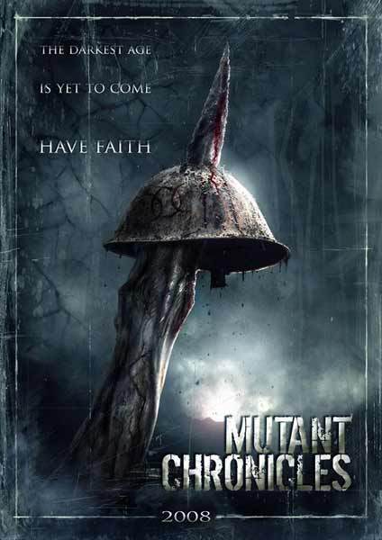 The Mutant Chronicles (2008) - Movie Poster