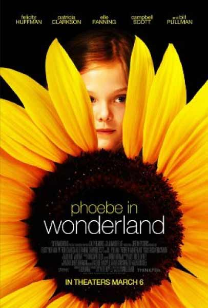 Phoebe in Wonderland (2008)  - Movie Poster