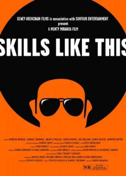 Skills Like This (2007) - Movie Poster