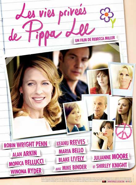 Private Lives of Pippa Lee, The (2009) - Movie Poster