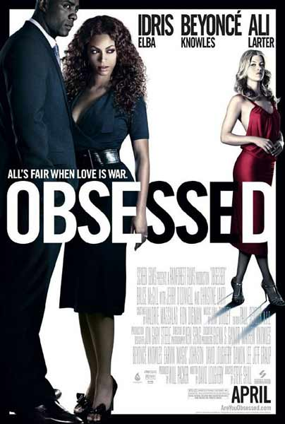 Obsessed (2009)  - Movie Poster