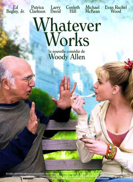 Whatever Works (2009) - Movie Poster