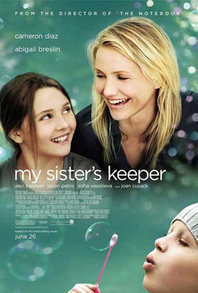My Sister\'s Keeper (2009) - Movie Poster