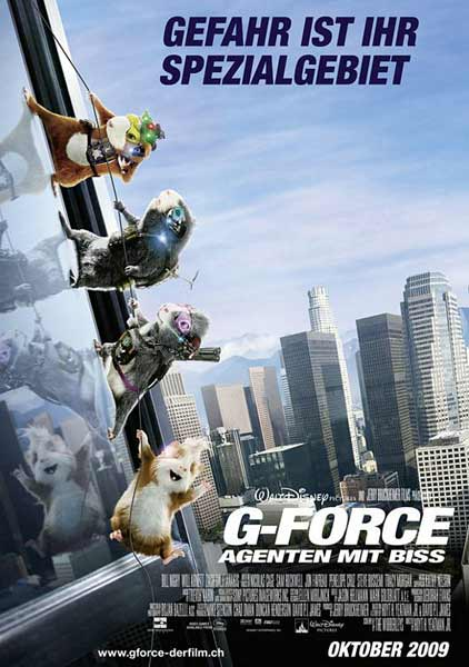 G-Force (2009) - Movie Poster