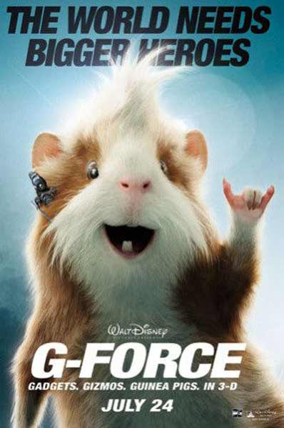 G Force 2009 Image Gallery