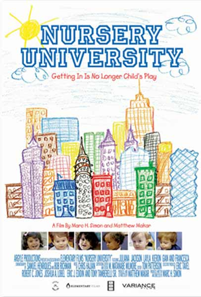 Nursery University (2008) - Movie Poster