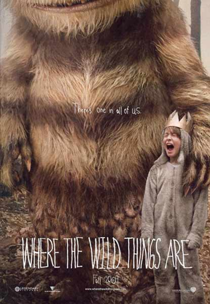 Where the Wild Things Are (2009) - Movie Poster