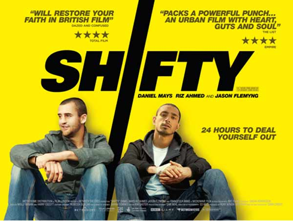 Shifty (2008) - Movie Poster