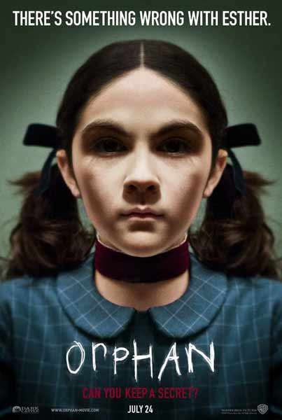 Orphan (2009) - Movie Poster