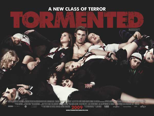 Tormented (2009)  - Movie Poster