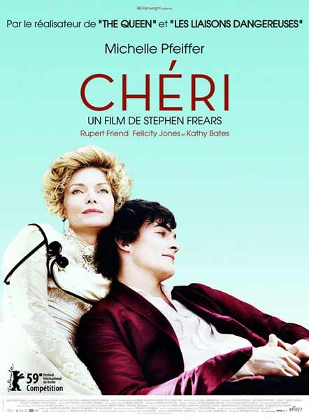 Chéri (2009) - Movie Poster