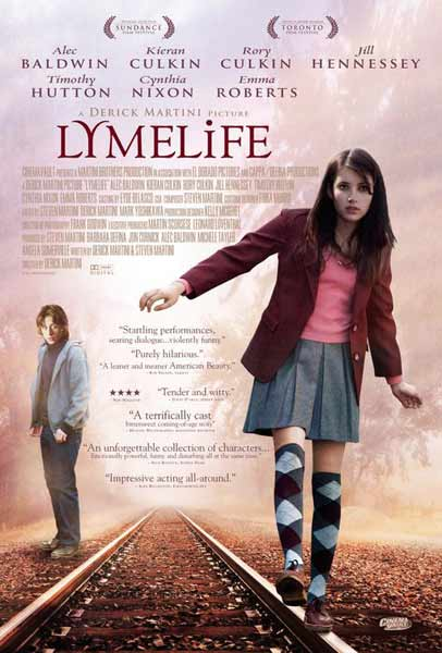 Lymelife (2008) - Movie Poster