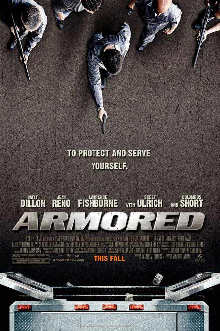 Armored (2009) - Movie Poster