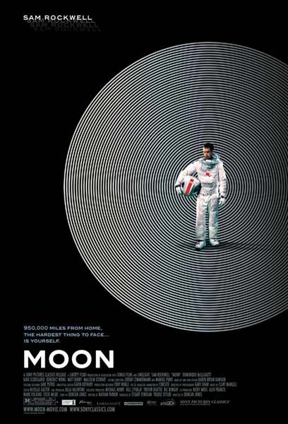 Moon (2009)  - Movie Poster