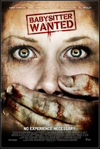 Babysitter Wanted (2008)  - Movie Poster