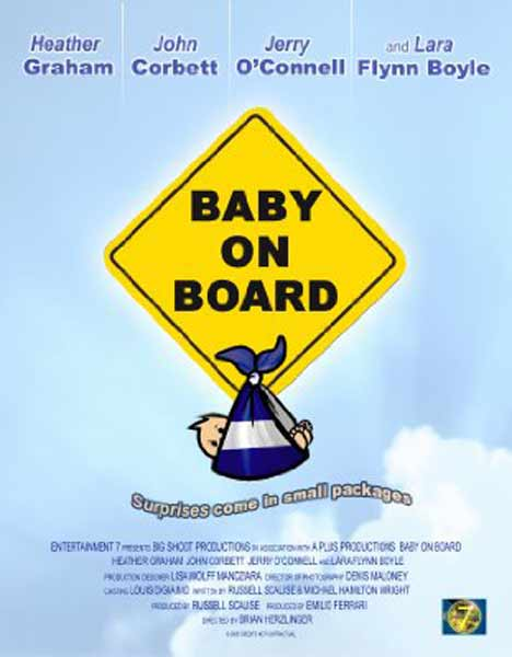 Baby on Board (2009) - Movie Poster