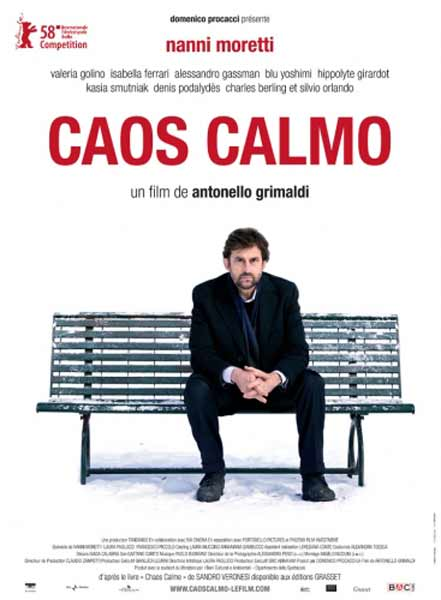 Caos calmo (2008)  - Movie Poster