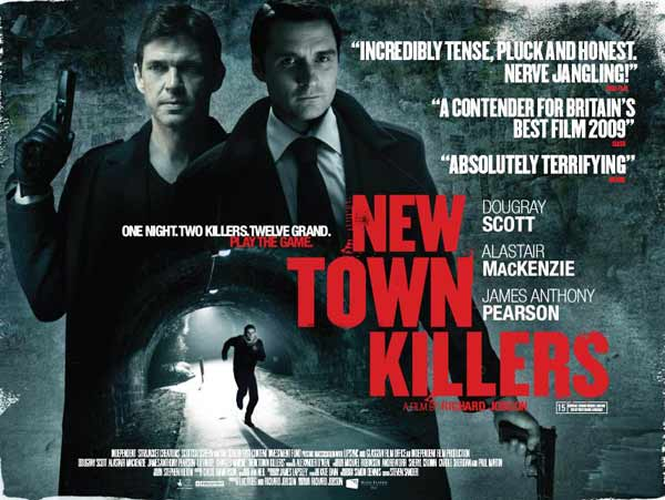 New Town Killers (2008) - Movie Poster