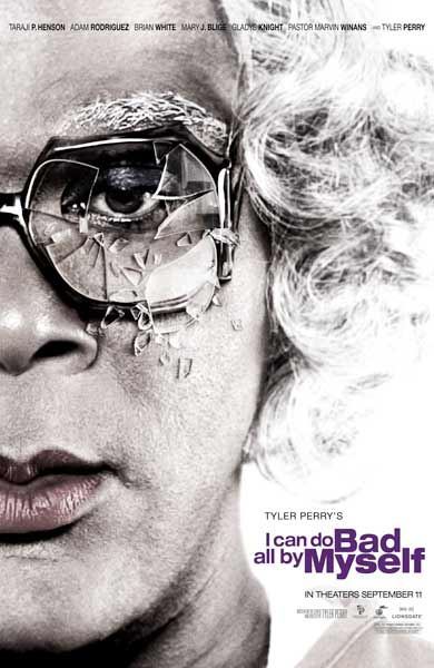 I Can Do Bad All by Myself (2009) - Movie Poster