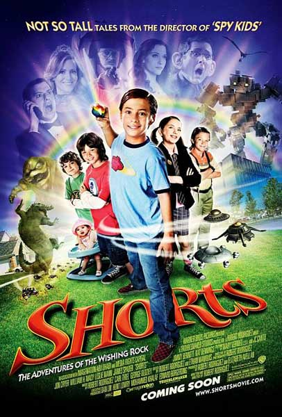 Shorts (2009) - Movie Poster