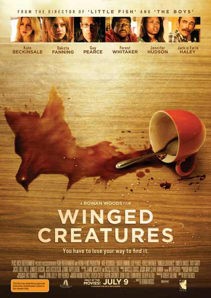 Winged Creatures (2008)  - Movie Poster