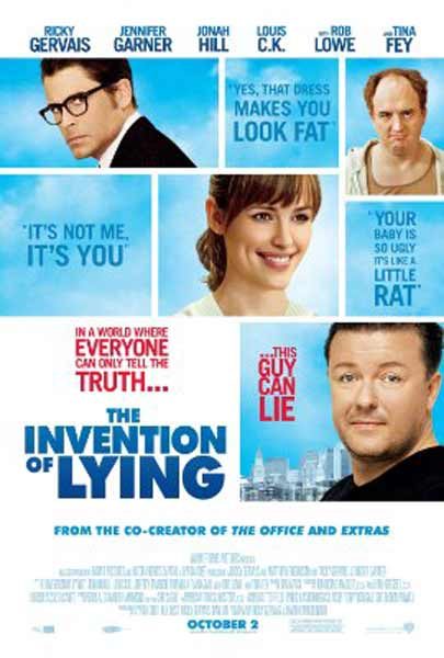 Invention of Lying, The (2009) - Movie Poster