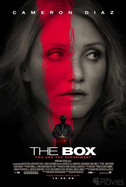 The Box (2009)  - Movie Poster