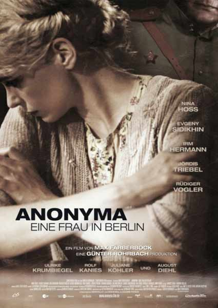 A Woman in Berlin (2008) - Movie Poster