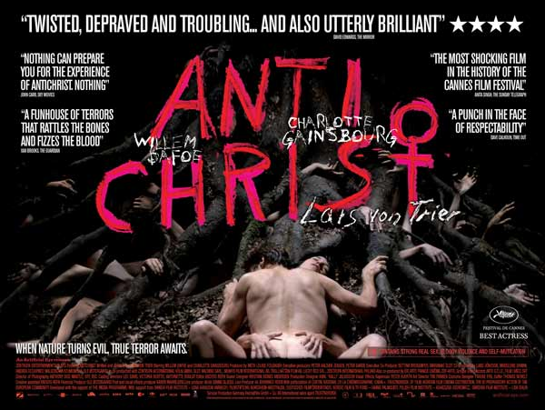Antichrist (2009) - Movie Poster