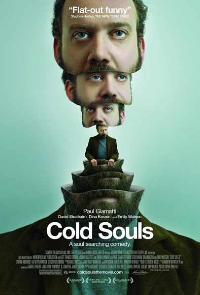 Cold Souls (2009) - Movie Poster