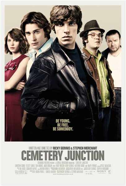 Cemetery Junction (2010) - Movie Poster