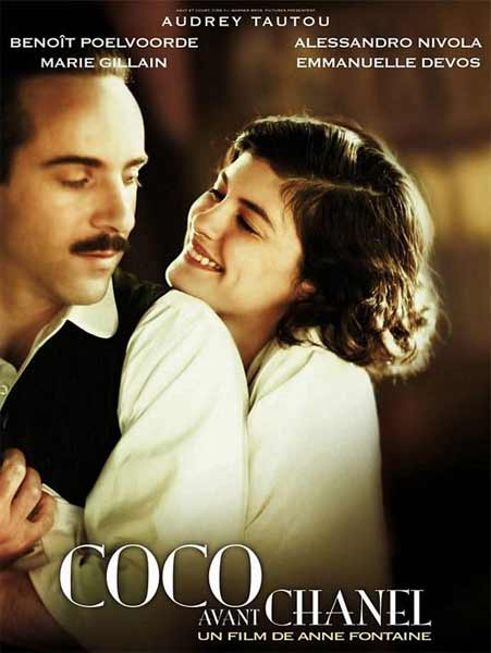 Coco Before Chanel (2009) - Movie Poster