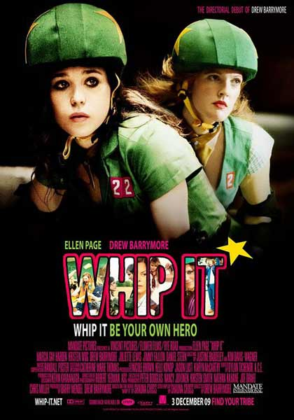 Whip It! (2009) - Movie Poster