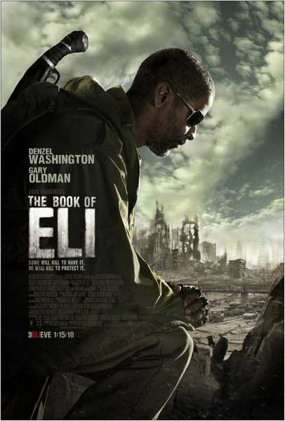 Book of Eli, The (2010) - Movie Poster