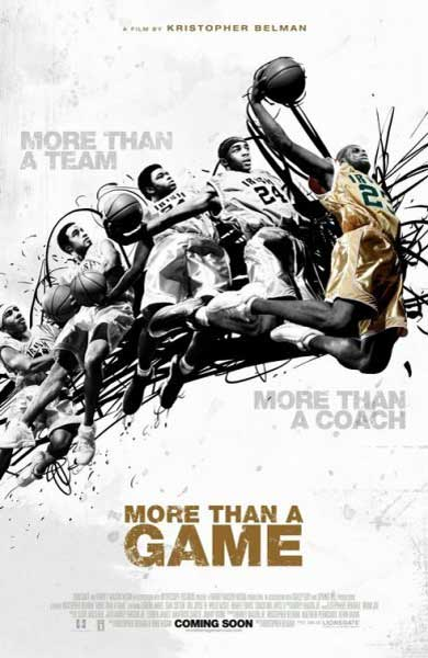 More Than a Game (2008) - Movie Poster
