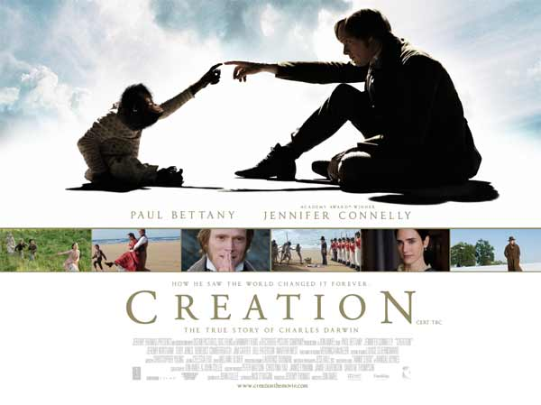 Creation (2009) - Movie Poster