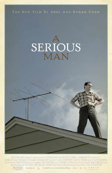 Serious Man, A (2009) - Movie Poster