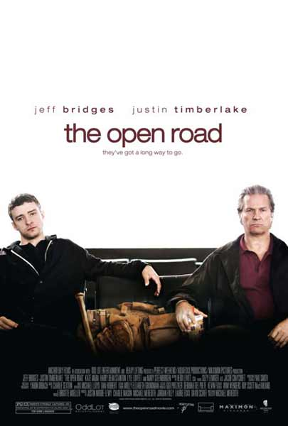 The Open Road (2009) - Movie Poster