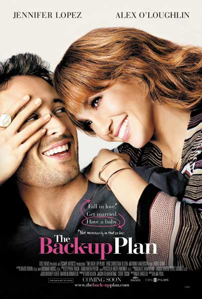 Back-Up Plan, The (2010) - Movie Poster