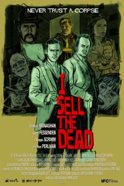 I Sell the Dead (2008) - Movie Poster