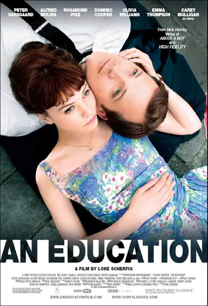 An Education (2009) - Movie Poster
