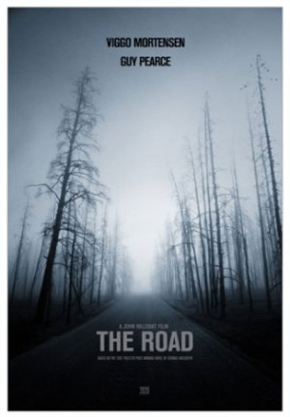 Road, The (2009) - Movie Poster