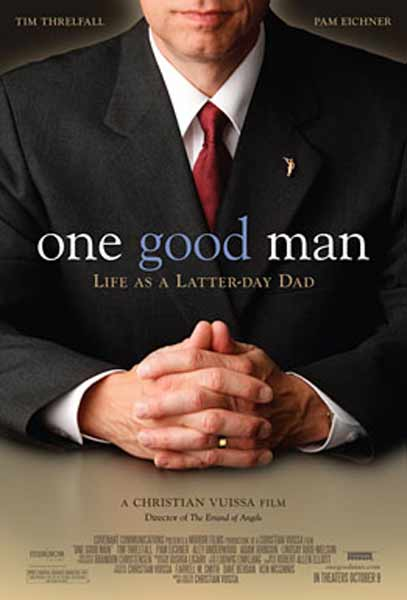 One Good Man (2009) - Movie Poster