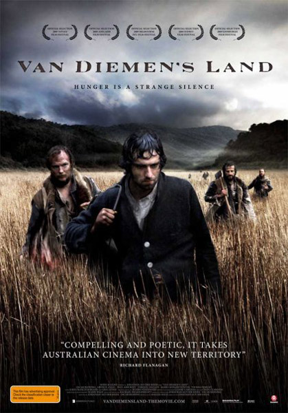 Van Diemen\'s Land (2009) - Movie Poster