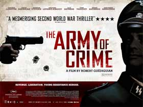 Army of Crime, The (2009) - Movie Poster