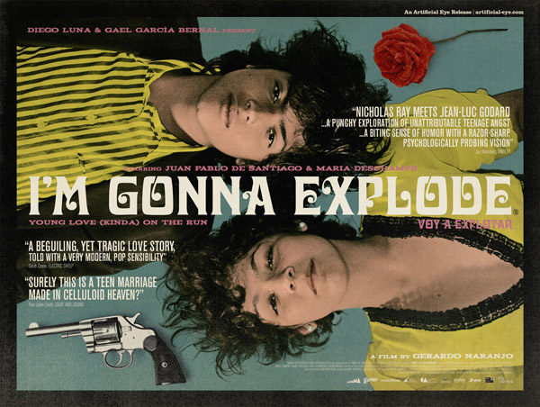 I'm Gonna Explode (2008) - Movie Poster