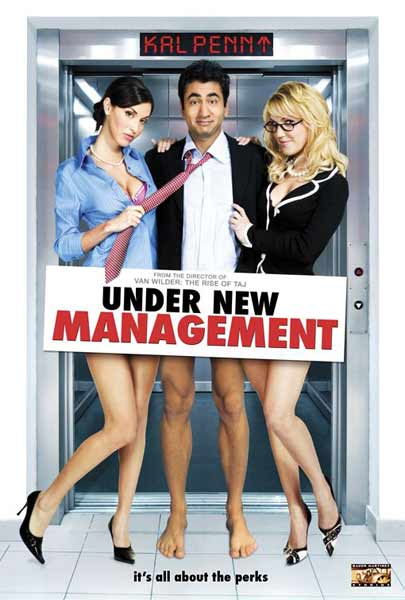 Under New Management (2009) - Movie Poster